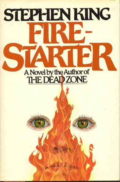 Firestarter by Stephen King – Review