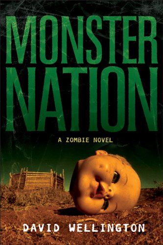 Monster Nation by David Wellington – Review