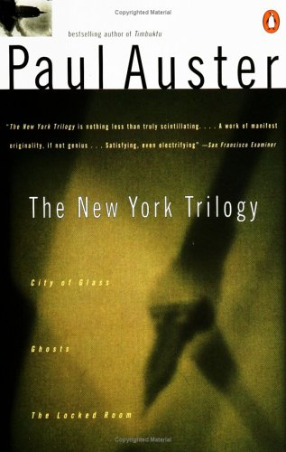 The New York Trilogy by Paul Auster – Review