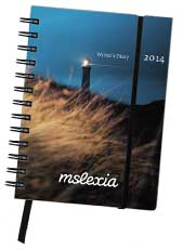 Mslexia Writer's Diary 2014 – Great Gift Idea!